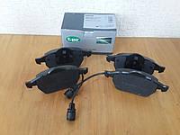 Тормозные колодки передние Audi 100/A6 C4 1990-->1997 LPR (Италия) 05P453