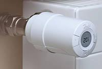 Электронный радиаторный термостат (Термоголовка) Danfoss Living eco®