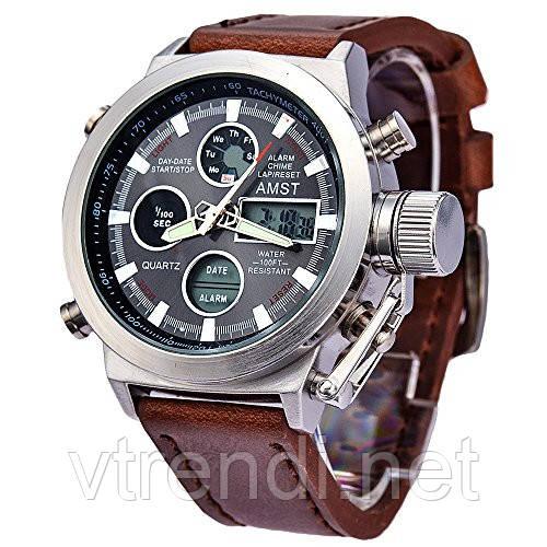 Мужские наручные часы amst купить gps наручные часы мобильный телефон