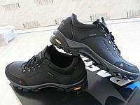 Кожанные мужские кроссовки Columbia т8