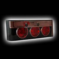 Задние фонари Ваз 2108/2109/21099,черные,модель Т1-1