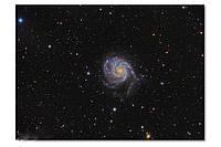 Высококачественный фотопринт Галактика Вертушка