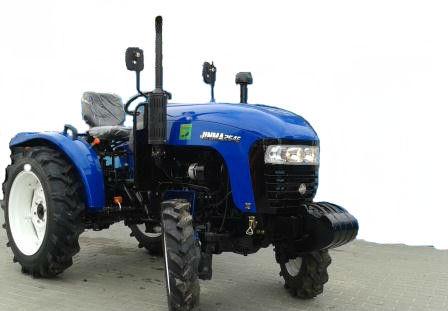 Тракторы JINMA (Джинма)