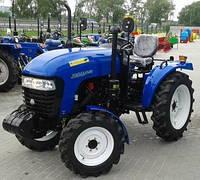 Мини-трактор JINMA-264E (24 л.с., 4х4)