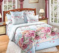 Семейный комплект постельного белья из перкали Поэма