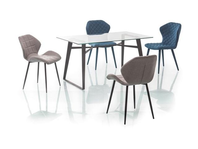 Скляний стіл Bolt Signal / Cтеклянный стол