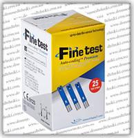 Тест-полоски Finetest (Файнтест), 25 шт.