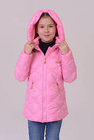 Куртка - жилетка на девочку трансформер демисезонная 4 цвета