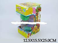 Дополнительный набор теста для лепки - пластилин. Colour Dough 8 банок + 8 форм 8902/04/10/11