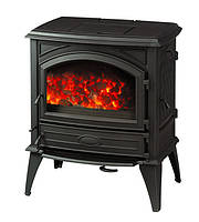 Чугунная печь на угле Dovre 640 GK- 9 кВт