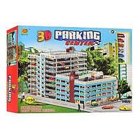 Игровой набор Гараж, Парковка. 3D Parking Center. 5513