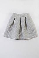Детская юбка для девочки трикотажная рост 80,86,92,98,104,110,116.