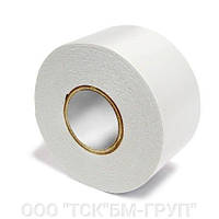 Скотч двухсторонний на тканевой основе 50мм. рулон 25м./п.