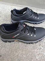 Кожаные мужские кроссовки Columbia 7 т