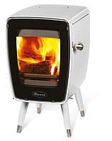 Чугунная печь Dovre Vintage 30/E12 белая эмаль - 5 кВт