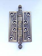 Петли дверные  Valenti MC002-A.21 универсальные  старая бронза