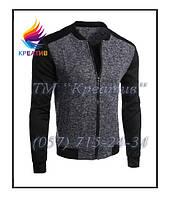 Мужские кофты, свитера, толстовки с Вашим логотипом (под заказ от 50 шт.)