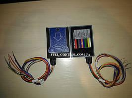 RFID (IP65) идентификация водителей