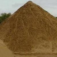 Песок карьерный с доставкой (Одесса)