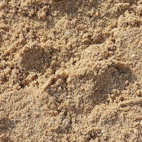 Песок крупный Вознесенский мытый и сеянный (Одесса)