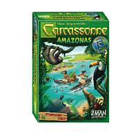 Настольная игра Carcassonne: Amazonas (Каркассон Амазонка)