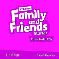 Family and Friends Starter Class Audio CD (2) /2nd edition/