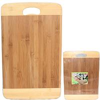 Разделочная доска S&T 40x30 бамбук