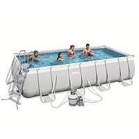 Каркасный бассейн Bestway 56390 (488*274см) ***