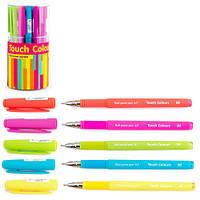 Ручка канцелярская411666 «Touch Colours», шарико - масляная