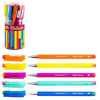 Ручка канцелярская 411664 «Touch Colours», шарико - масляная
