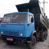 Грузоперевозки самосвалами Камаз до 15 тонн (10 куб. м.) Одесса