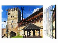 Часы для дома настенные Луцкий Замок