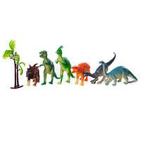 Набор игровых фигурок Динозавры 2035