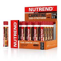 Карнитин Carnitine 1500 + synephrine (20 х 25 мл) Nutrend