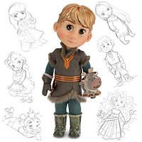 Кукла Кристофф аниматор Холодное сердце Disney Animators' Collection Kristoff