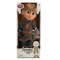 Кукла Кристофф аниматор Холодное сердце Disney Animators' Collection Kristoff 41 см
