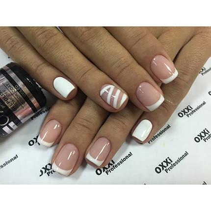 Гель-лак OXXI Professional №99 (Светлый бежево-розовый) 10 мл, фото 2