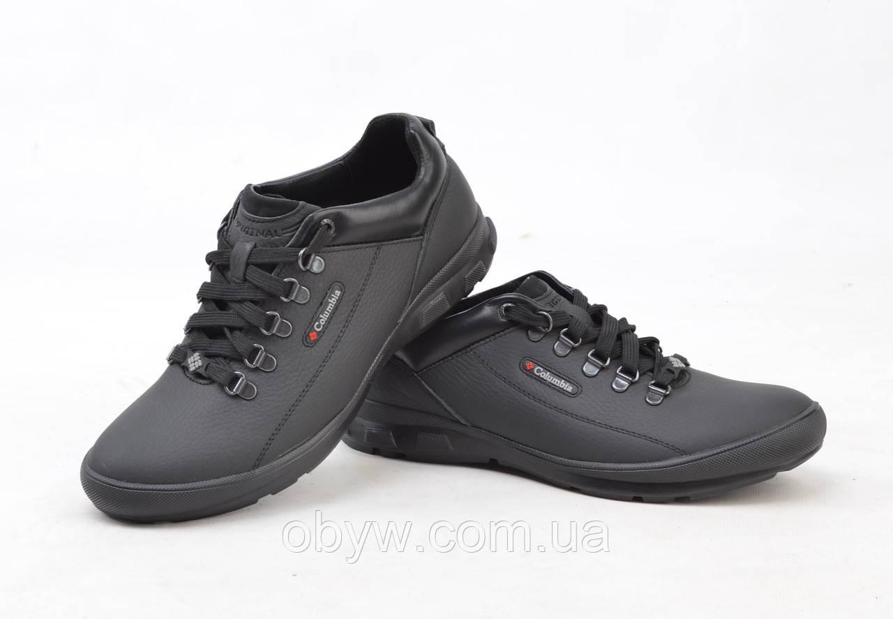 Кроссовки мужские кожаные Calambia