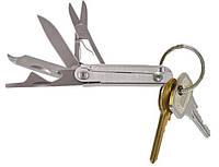 Функциональный складной нож TRUE UTILITY 242 серебристый