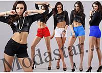 Молодежные женские шорти MONAKO, фото 1
