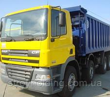 Грузоперевозки самосвалами DAF до 40 тонн (21 куб. м. ) Одесса