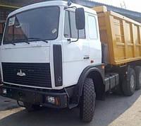 Грузоперевозки самосвалами МАЗ до 25 тонн (15 куб.м.) Одесса