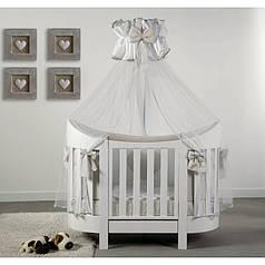 Детская кроватка Baby Italia Eva