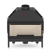 Каминная топка Hitze Albero 19 S.H -19 кВт
