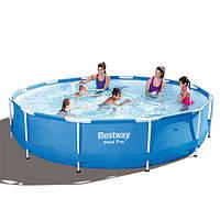 Каркасный бассейн Bestway 56415 (366-76 см) ***