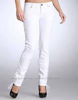 Белые джинсы La REDOUTE , М  (W28, W29) slight curve slim