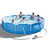 Каркасный бассейн Bestway  56416(366-76 см) ***