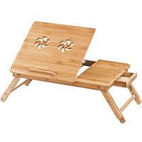 "Столик-подставка для ноутбука ""J-5106"" бамбук"