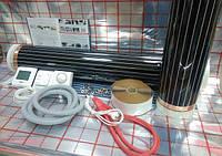 Инфракрасный пол 1,3х3,25м Hi Heat (Ю.Корея) комплект (терморегулятор в подарок)