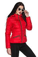 Классическая женская куртка весна-осень.